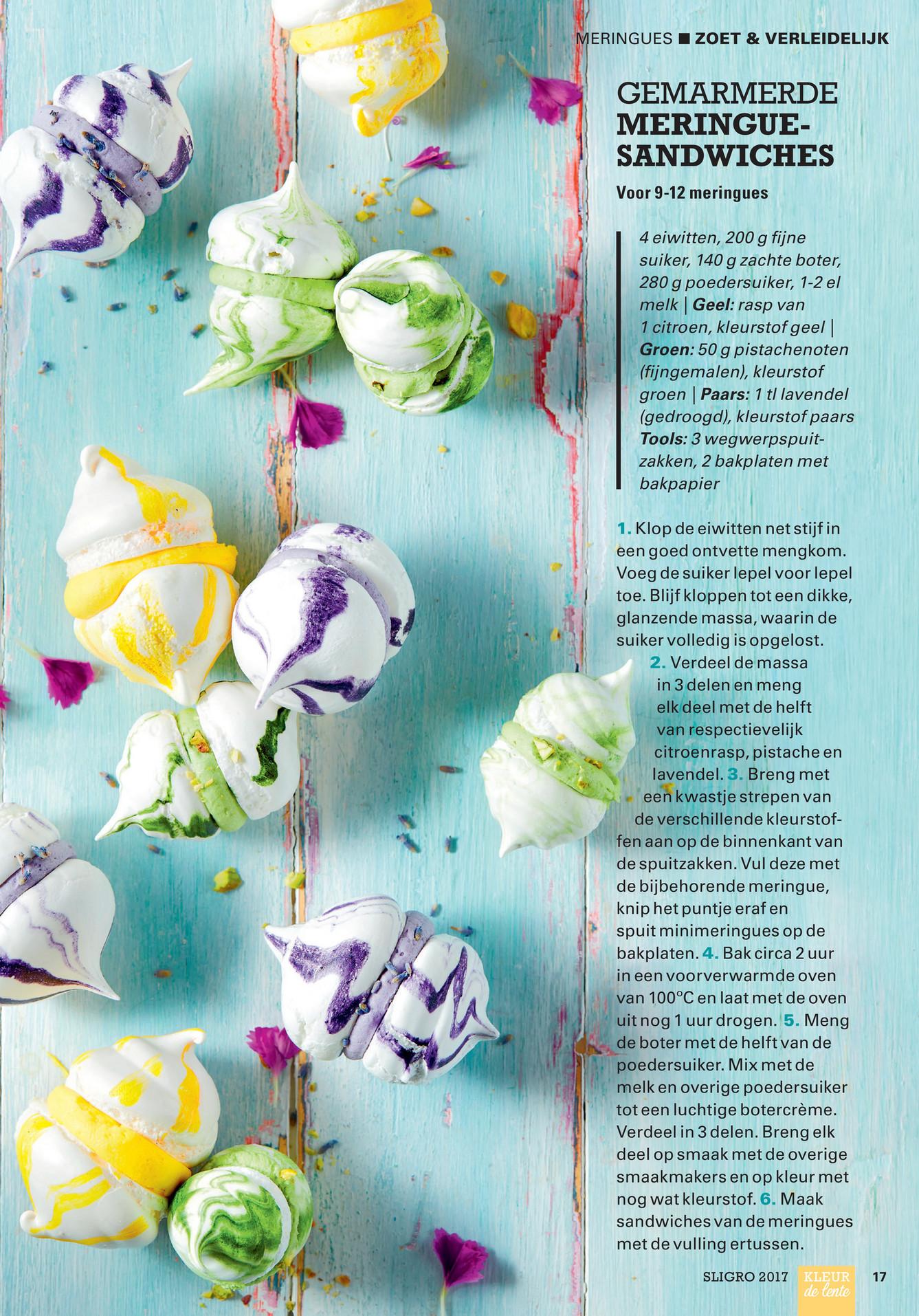 Sligro Lente Inspiratiemagazine 2017 Pagina 14 15